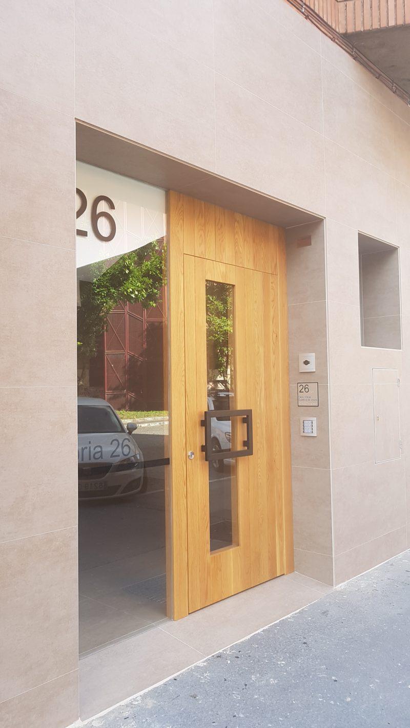 Portal en Calle Vitoria 26