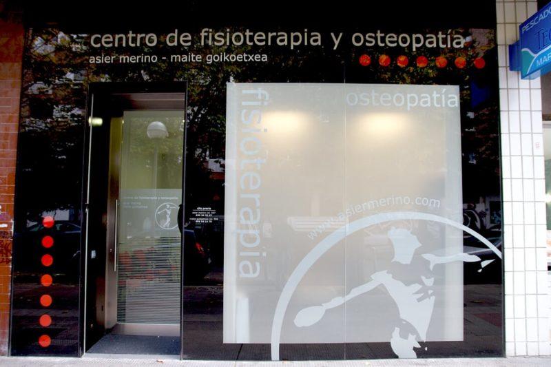 Consulta de Fisioterapia Asier Merino y Maite Goikoetxea