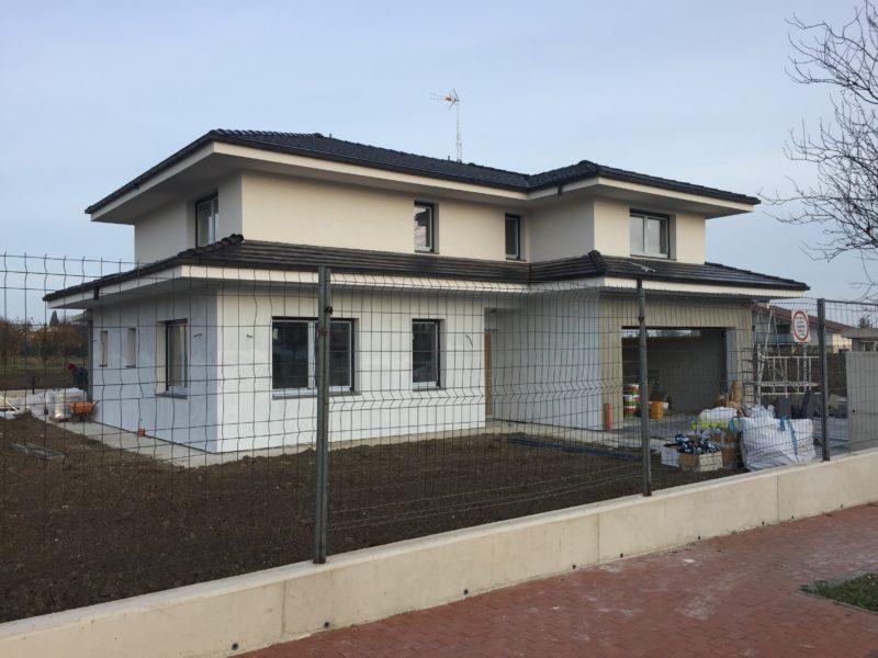 Vivienda Unifamiliar en Lasarte (en construcción)