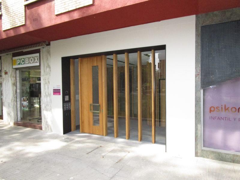 Portal en Pza. San Martin 6
